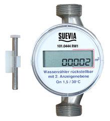 Watermeters en drukregelaars