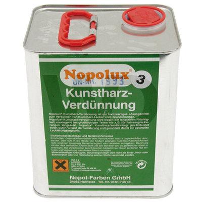 Kunstharslak verdunner 3 liter