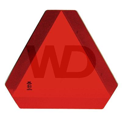 LRV driehoek aluminium