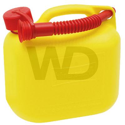 Hünersdorff jerrycan geel 5 liter