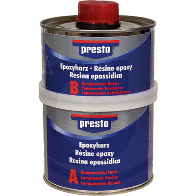 Presto epoxyhars met harder