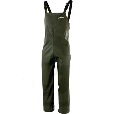 Granit Amerikaanse overall PU-Polyester olive