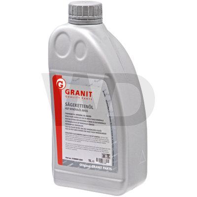 Kettingzaagolie mineraal 1 liter
