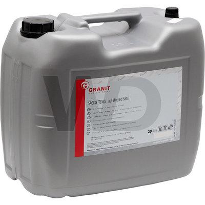Kettingzaagolie mineraal 20 liter