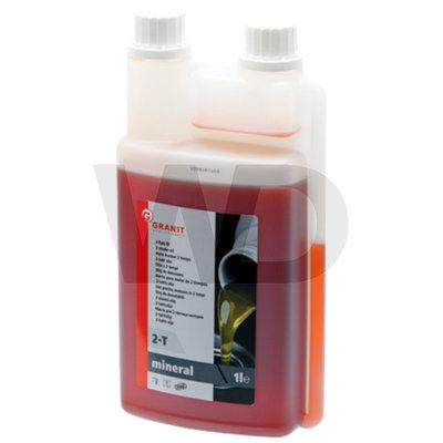 2-Taktolie mineraal doseerfles 1 liter