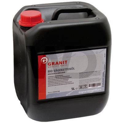 Kettingzaagolie BIO 5 liter