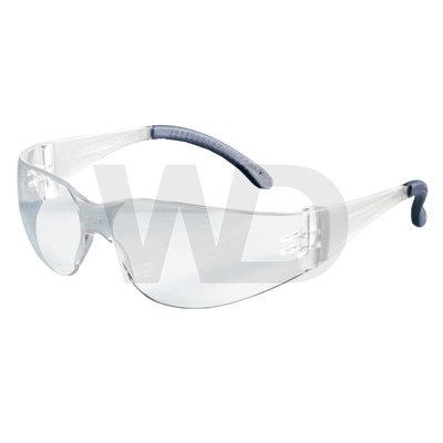 Hockenheim veiligheidsbril helder
