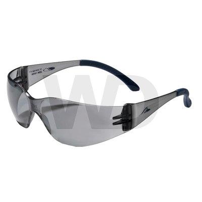 Hockenheim veiligheidsbril grijs getint
