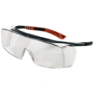 Veiligheids- overbril