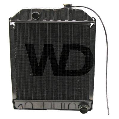 Ford 5000, 5600, 6600 radiateur