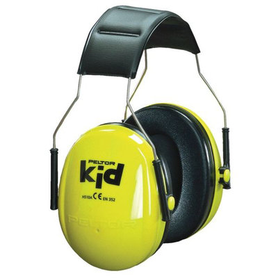 Peltor Kid neon geel