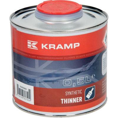 Kunstharslak verdunner 0,5 liter
