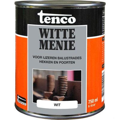 Tencometal menie wit 750 ml.
