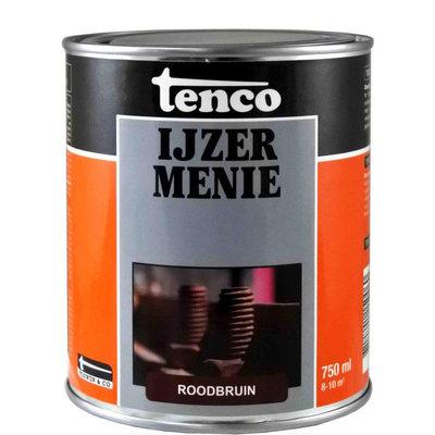 Tencometal menie roodbruin 750 ml.