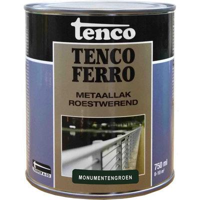 Tenco Ferro metaallak 411 monument groen 750 ml.