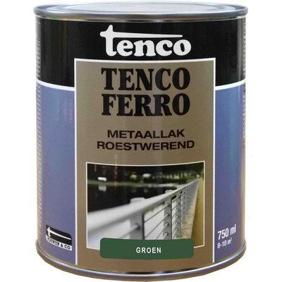 Tenco Ferro metaallak 400 groen 750 ml.