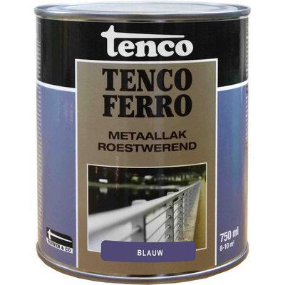 Tenco Ferro metaallak 401 blauw 750 ml.