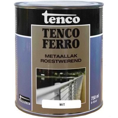 Tenco Ferro metaallak 402 wit 750 ml.