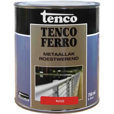 Tenco Ferro metaallak 403 rood 750 ml.