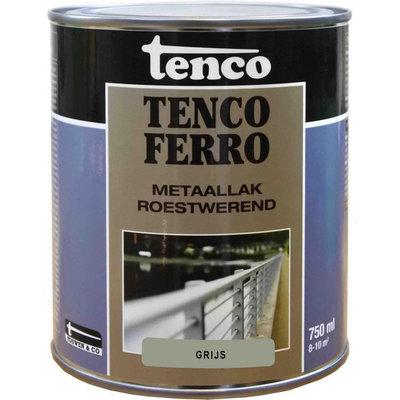 Tenco Ferro metaallak 405 grijs 750 ml.