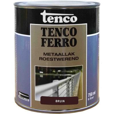 Tenco Ferro metaallak 406 bruin 750 ml.