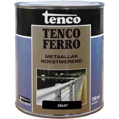 Tenco Ferro metaallak 407 zwart 750 ml.